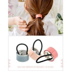soo n soo - Bold Hoop Hair Tie