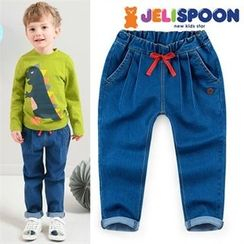 JELISPOON - Kids Baggy-Fit Jeans