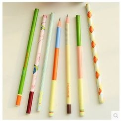 Class 302 - Set of 3: Pencil