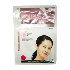SKIN FACTORY - Double Care Lifting Mask 5pcs