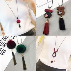 HEDGY - Necklace (Various Designs)