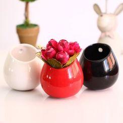 Retro Times - Vase Desk Ornament