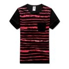 MR.PARK - Short-Sleeve Striped T-Shirt