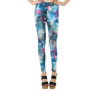 59 Seconds - Galaxy Print Leggings