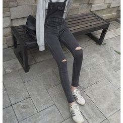 Chililala - Skinny Jumper Jeans
