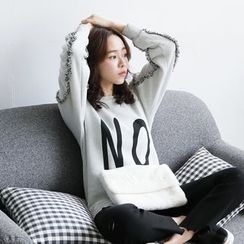 Tokyo Fashion - Lettering Pullover