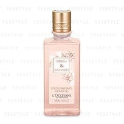 L'Occitane - Neroli and Orchidee Shower Gel