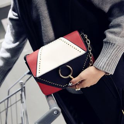 Denyard - Color-Block Cross Bag
