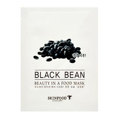 Skinfood - Beauty in a Food Mask (Black Bean) 1sheet