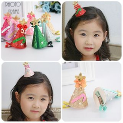 Aurabe - Kids Party Hat Hair Clip