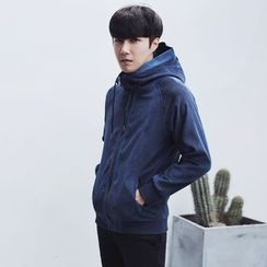 MEING - Hooded Zip Jacket