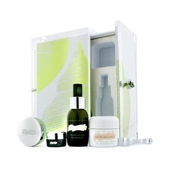 La Mer - TThe Rescue Collection: Creme De La Mer 30ml + Concentrate 30ml +  Lip Balm 9g + Eye Concentrate 5ml + Box