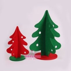 Make a Wish - X'mas Tree Desk Decoration