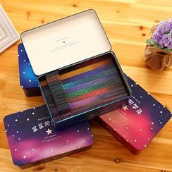 Show Home - Galaxy Print Autograph Book