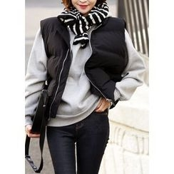 ssongbyssong - Zip-Up Padded Vest