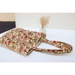 Bags 'n Sacks - Owl Printed Shopper Bag