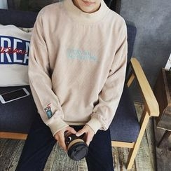 Eight Degrees - Corduroy Sweatshirt
