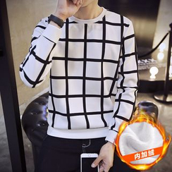 Besto - Check Pullover