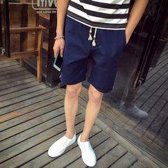 CooLook - Drawstring Shorts