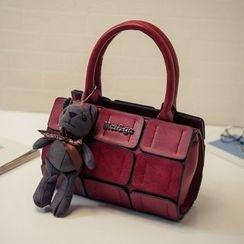 Nautilus Bags - Panel Boston Bag