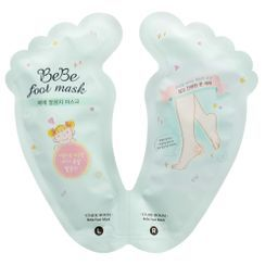 Etude House 伊蒂之屋 - Bebe Foot Mask (1pair)