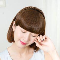 Goldilocks - Hair Band-Accent Hair Fringe Extension