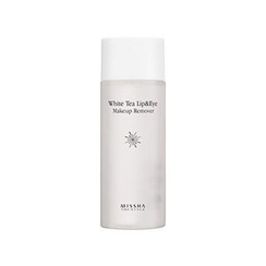 Missha - The Style White Tea Lip & Eye Makeup Remover 90ml