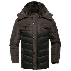 uninukoo - Hooded Padded Jacket