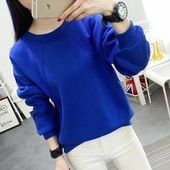 Emeline - Plain Sweatshirt