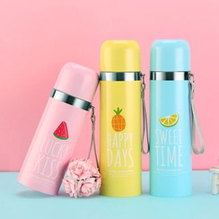Yulu - Fruit Print Insulated Water Bottle
