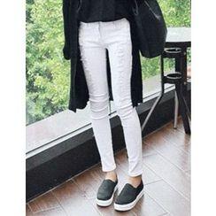 J.ellpe - Distressed Skinny Pants