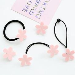 Class 302 - Cherry Blossom Hair Tie