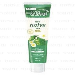 Kracie - Naïve Facial Cleansing Foam (Green Tea)