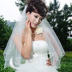 Angel Bridal - 珠珠頭紗