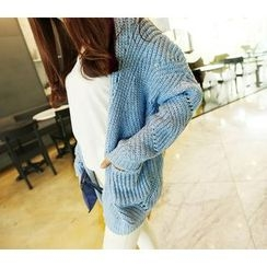 OTTI - Cable Knit Cardigan