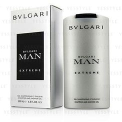 Bvlgari - Man Extreme Shampoo and Shower Gel