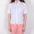 miss panda - Pocket-Front Short-Sleeve Shirt
