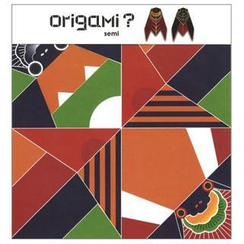 cochae - cochae : classic series Origami Paper Set Cicada (5 Sheets Set)
