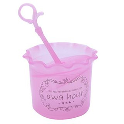 Magic Beauty - Facial Tool: Foaming Cup (Pink)