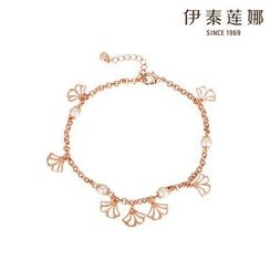 Italina - Faux-Pearl Anklet
