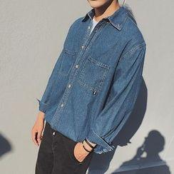 Arthur Look - 牛仔布衬衫