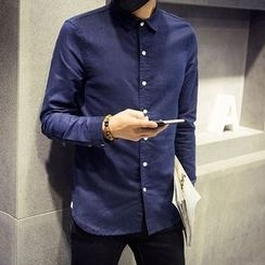 LC Homme - Long-Sleeve Shirt