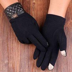 Fow Fow - Fleece Touchscreen Gloves