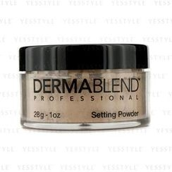 Dermablend - Loose Setting Powder (Smudge Resistant, Long Wearability) - Cool Beige