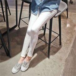 Styleberry - Plain Skinny Pants