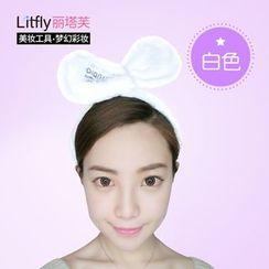 Litfly丽塔芙 - 兔耳朵束发带