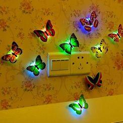 Homy Bazaar - 蝴蝶LED夜灯