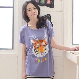 CatWorld - Printed Top