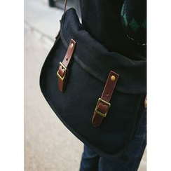 JOGUNSHOP - Buckled Messenger Bag