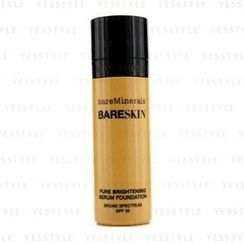 Bare Escentuals - BareSkin Pure Brightening Serum Foundation SPF 20 - # 12 Bare Sand